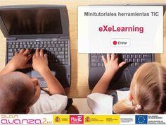 Exelearning: creación de contenidos educativos by Educ@conTIC. Minitutorial…