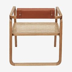 Oria d'Hermes low armchair - front