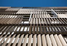 parking lot facade screening - Google Search