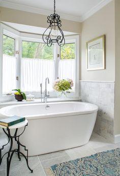 Traditional Bathroom by Beth Kooby Design