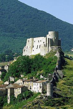 Castle of Brienza (Potenza) Basilicata, Italia