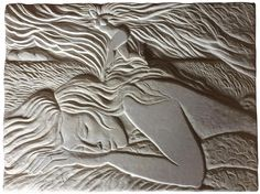 FineArtSeen - When Nyx draws her cloudy cloak by Phyllis Mahon. This original sculpture has been beautifully hand-crafted and comes from the collection on FineArtSeen. Click to view more art at great prices from the Home Of Original Art. << Pin For Later >>