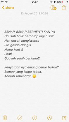 Quotes Galau, Simple Quotes, Self Reminder, Sad Girl, Gw, Islamic Quotes, Veronica, Caption, Quote Of The Day