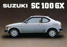 """1979 Suzuki SC100 GX """"Whizzkid"""""""