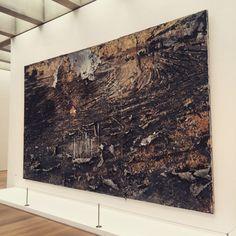 Anselm Kiefer, Burning Rods, 1984-87