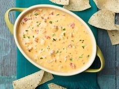 Get Ree Drummond's Chile Con Queso Recipe from Food Network