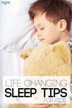 Life Changing Sleep Tips for Kids | Tons of amazing ideas to help with bedtime battles #StopTheStall #ad