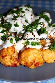– Sebze yemekleri – The Most Practical and Easy Recipes Armenian Recipes, Turkish Recipes, Ethnic Recipes, Lunch Recipes, Vegan Recipes, Winter Vegetables, Best Appetizers, Cauliflower Recipes, Vegetable Recipes