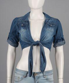 Coprispalle donna di jeans B2B-PE14C12M3237