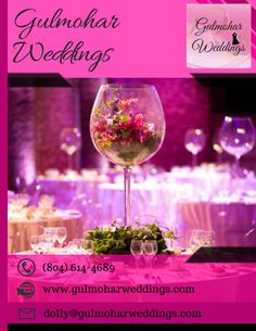 Services Offered Indian Wedding Decorator In Richmond Va Indian Wedding Decorator Wine Glass Centerpieces Wine Theme Wedding Inexpensive Wedding Centerpieces
