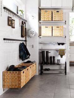 IKEA Baskets in hol