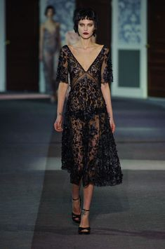 Louis Vuitton at Paris Fall 2013