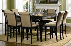 Cabrillo Counter Height Dining Set