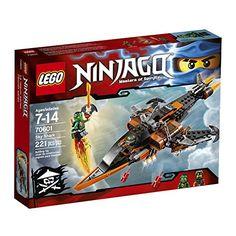 On sale LEGO Ninjago Sky Shark, 70601 for Christmas Gifts Idea Promotion Lego City, Lego Star Wars, Ninjago Lego Sets, Ninjago Skybound, Kai, Christmas Time, Christmas Gifts, Pirate Sword, Games