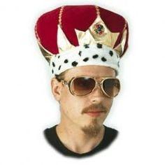 KING 'S CROWN RED VELVET