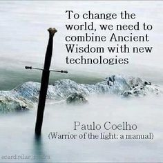 The old strategies of using technology to find solutions, power and healing outside of ourselves are dying. For a long time we have allowed fear to place our existence without, which gave room for the world to judge the exterior: by looking for acknowledgement without we gave away our power to use our innate wisdom in a constructive manner. The new world will arise not out of a desperate search for change, but out of a deep acknowledgement of our Human Goodness, which will spontaneously…