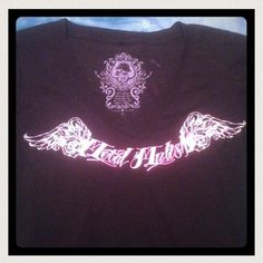 🎀metal mulisha v-neck🎀 💙 Other
