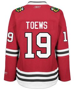 Barber Yucaipa : Chicago Blackhawks Womens Jonathan Toews Premier Home Jersey With ...