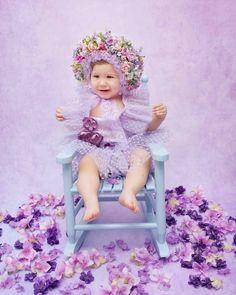 Photo by 😍 My in use 🌸 Girls Dresses, Flower Girl Dresses, Photo Props, Flower Designs, Pastel, Princess, Wedding Dresses, Birthday, Flowers