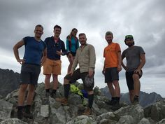 As part of a teambuilding, some employees of the CTR group, together with their colleagues from the sister company VSH Development, went for a hike to the Slovakian Tatra Mountains.