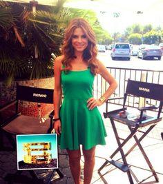 Maria Menounos wears Rustic Cuff! #MariaMenounos