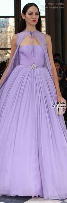 Georges Hobeika Spring 2016 Haute Couture