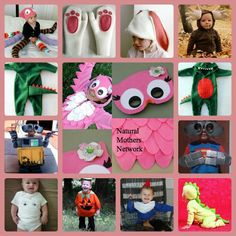 10 Inspirational DIY Halloween Costumes for Kids