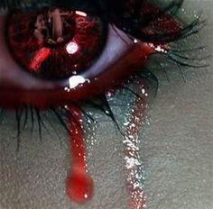 Blood Tears - Bing Images