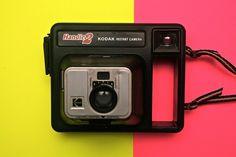 The handle 2 by Kodak - Polaroid like camera - Vintage camera - instant camera ♥♥♥