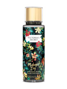 #ad Victoria's secret Wild Flora Women Fragrance Body Mist .Get wrapped up in limited-edition sexy-warm scents, with notes of cozy gourmand, winter woods and dark ripe fruits On Sale $7 #bodymist #womenfragrance