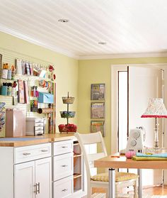 Beautiful Basement Storage Cabinets  http://www.bhg.com/rooms/rooms/basement/basement-storage-ideas/#page=12