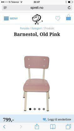 Barnestol