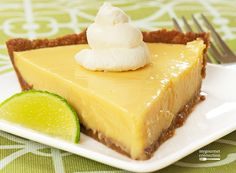 Real Florida Key Lime Pie from MyGourmetConnection