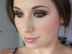 Roses of Beauty: violet&brown
