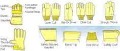 glove styles
