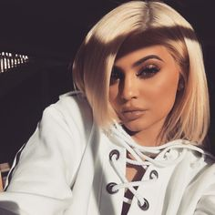 Kylie jenner makeup – Hair and beauty tips, tricks and tutorials Kylie Jenner Outfits, Kendall E Kylie Jenner, Trajes Kylie Jenner, Looks Kylie Jenner, Estilo Kylie Jenner, Estilo Kardashian, Kylie Jenner Style, Kris Jenner, Kardashian Jenner