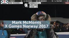 Mark McMorris wins Men's Snowboard Big Air | X Games Norway 2017