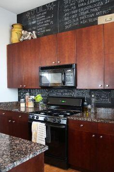 List the Menu #kitchentips #homedecor