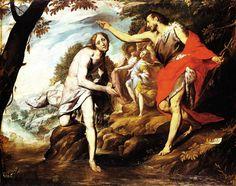 Giovanni Battista Crespi, il Cerano - Battesimo di Cristo - 1601