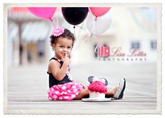 Have to keep this idea in mind since we did our maternity pics at Boardwalk, and her 1st birthday theme will be pink Minnie Mouse!
