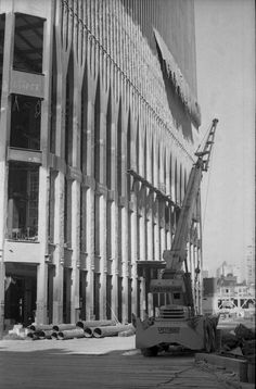 Original World Trade Center construction
