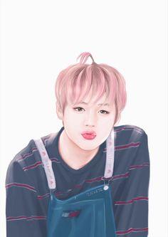 Park Jihoon Cartoon Park, Park Jihoon Produce 101, Cho Chang, Blackpink Jisoo, Woozi, Jinyoung, Boy Groups, Chibi, Parks