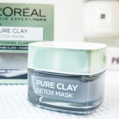 Reviewed: L'Oreal's Pure Clay Detox Mask   I think by now you can tell I love my face masks. If you didnt I have recently reviewed the Charlotte Tilbury Goddess Skin Clay Mask which you can read about here. I love a good face mask and this becomes an extra special step of my skincare routine on the run up to the party season. The L'Oreal Pure Clay Detox Mask is an inexpensive high street face mask designed to target those problem areas. I have always been plagued with big pores and a greasy…