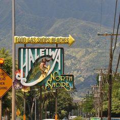 0003 古き良き時代のハワイへ旅人を誘う看板