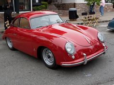 Porsche 356 1500 Super Coupe High Resolution Image (1 of 6)