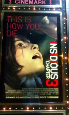 Insidious 3 Dark, Movies, Movie Posters, Films, Film Poster, Cinema, Movie, Film, Movie Quotes