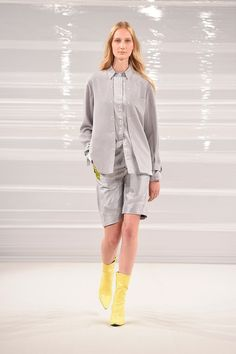Freya Dalsjo Spring/Summer 2017 Ready-To-Wear Copenhagen Fashion Week