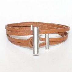 Bracelet cuir femme cuir de veau