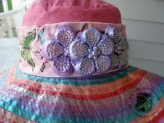 Easter Hat by Amanda Marks