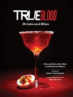 """From the creator of True Blood and his writing team, these are deliciously """"in-world"""" appetizers, cocktails, and nonalcoholic drinks to enjoy as the drama goes down in Bon Temps. Entertaining and packed with novelty-including quotes and commentary from the characters themselves, plus original unpublished photography from seasons 1 through 5."""